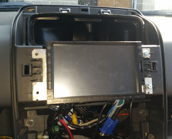 Honda Element Carputer Touch Screen Installation