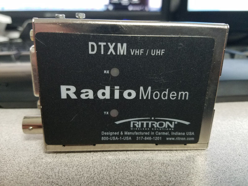 Ritron Radio Hacks